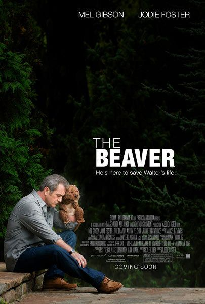 The Beaver, movie, poster