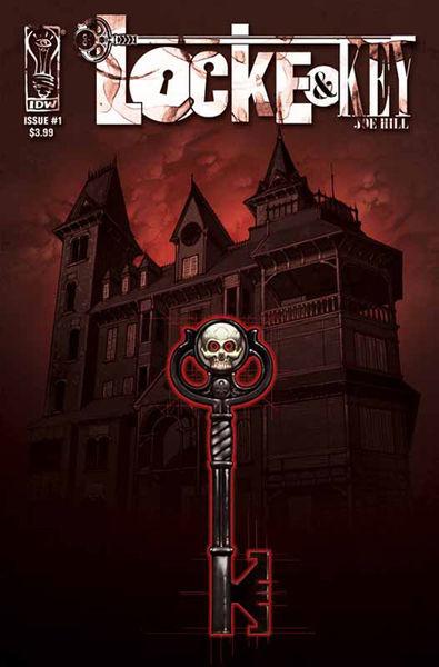 Locke and Key, movie, poster