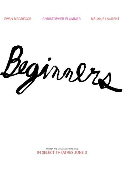 Beginners, 2011, movie, poster