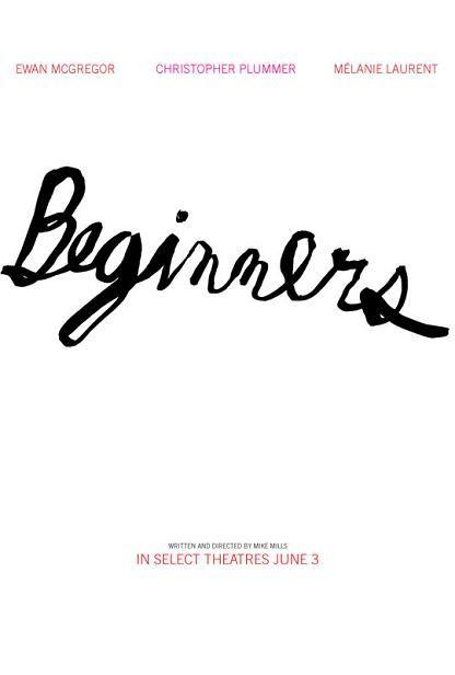 Beginners, 2011, movie, poster