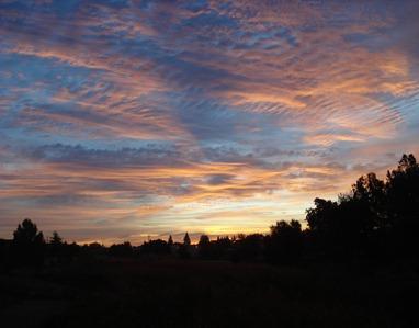 Sunrise on the Creek 001