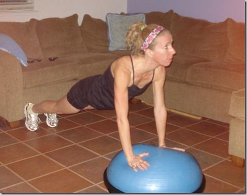 Bosu Workout 006