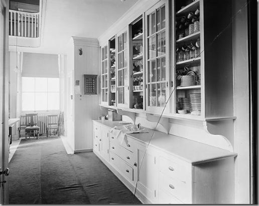 white house bp circa 1920