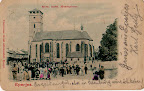 Kostol sv. Mikulasa Presov 1900