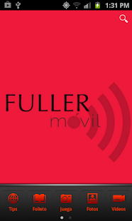 Fuller Móvil - screenshot