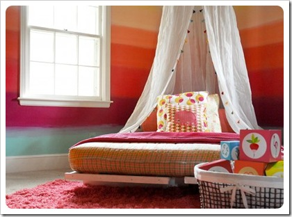 hálószoba lakberendezése 2