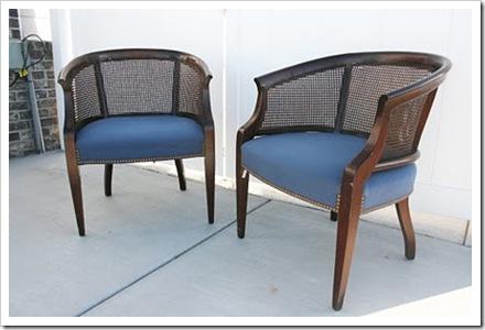 fotel új huzattal