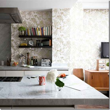 kitchen_wallpaper_ideas_open-plan_studio_flat