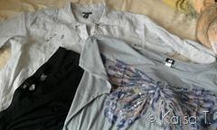 Mina nya kläder