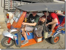 Bangkok: Ride with a Tuk Tuk