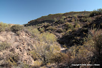 View of a cliff. (Youngberg, Arizona, United States) Photo