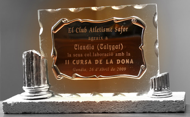 C.A. La Safor - Cursa de la Dona 2009