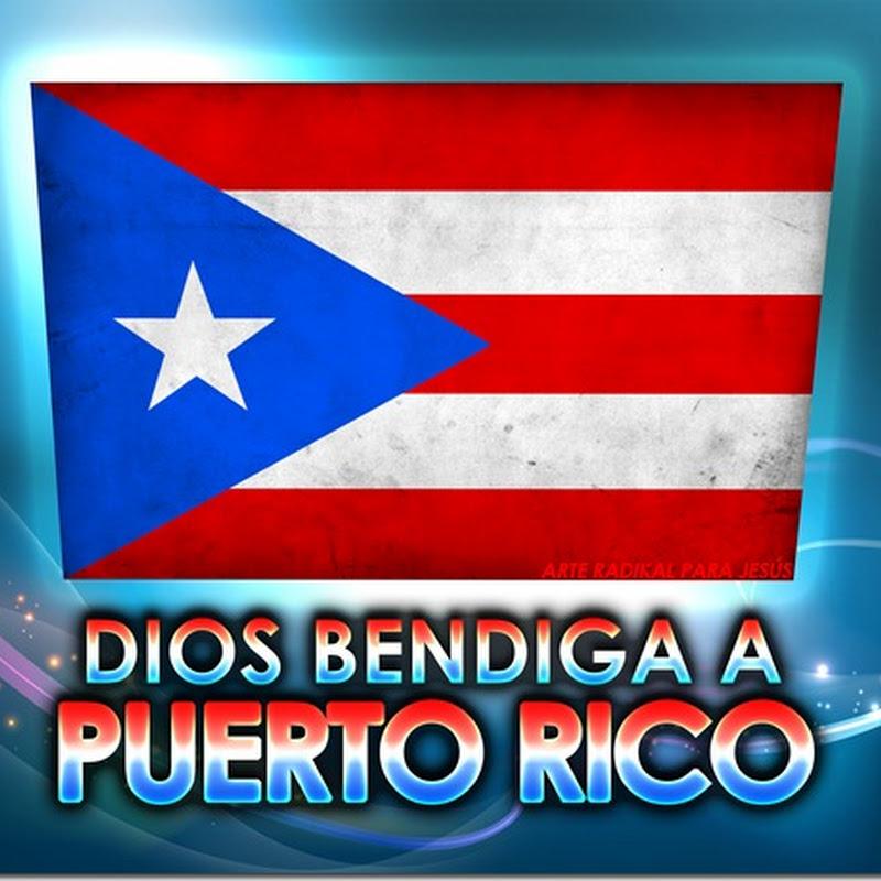 Dios bendiga a PUerto Rico  /  La Isla del Encanto