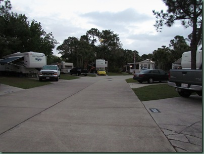 Sunshine Travel Campground - Vero Beach