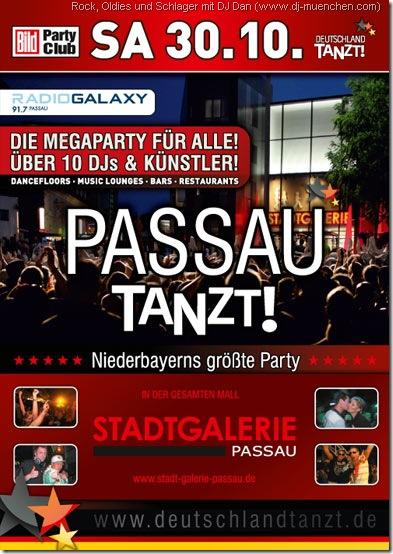 Passau tanzt mit DJ Dan