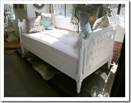 vintage daybed - The Cross