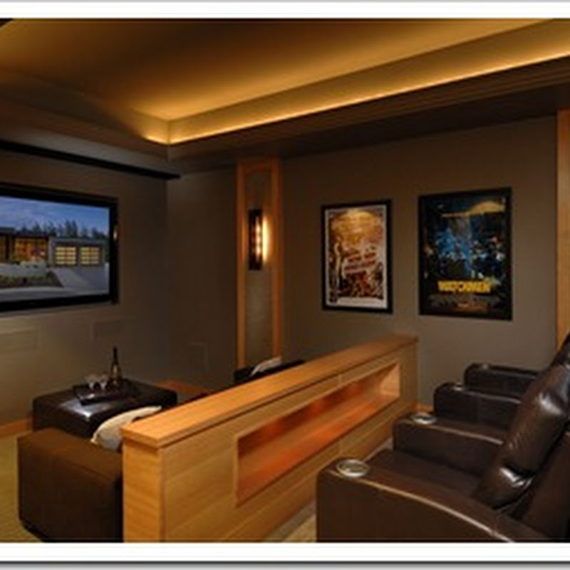 media rooms design trends