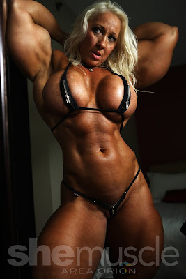 Ruthie Lucchesi muscle morph