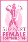 Support Female Bodybuilding