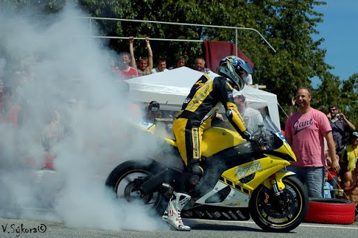 Burnout by Broz!