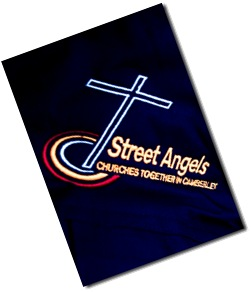 Street Angels Logo