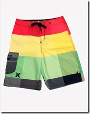 hurley-kings-rd-shorts-red