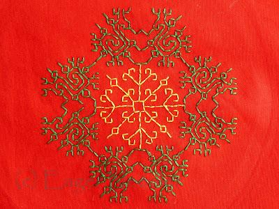Phulkari Embroidery of Punjab | The Craft and Artisans