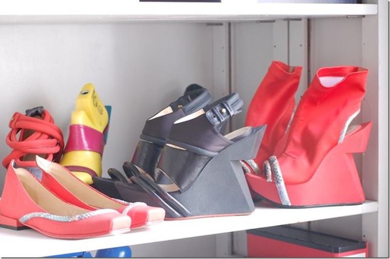 shoes five