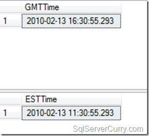 Eastern Time To Gmt Converter