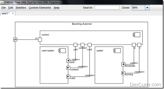 Free open source uml tools Open source diagram tool