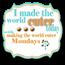 makingtheworldcuter.blogspot.com MondayCuter