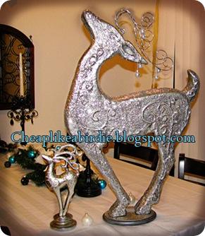 CLB Silver Deer