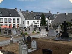 begraafplaats- Stiftskerk