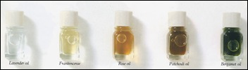 Etherische olieën