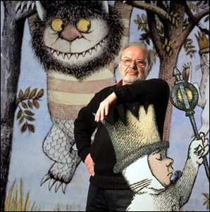 maurice-sendak-wild-things-little-bear-gay-nigh-kitchen-art-author-illustrator