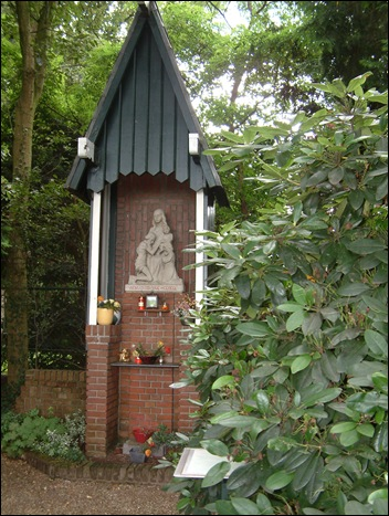 kapel in Dongen