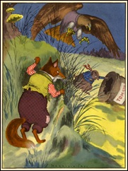 """The Adventures of Danny Meadow Mouse"" by Thornton W. Burgess."