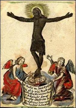 bidprentje kruis van wyck