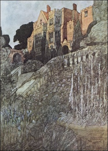 The Four Gardens 1912