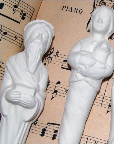 Maria en een Wijze