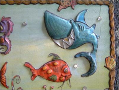 Detail bord