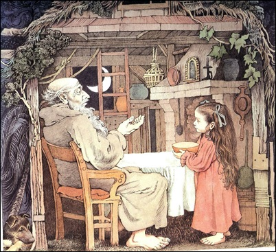 The House in the Woods by Maurice Sendak