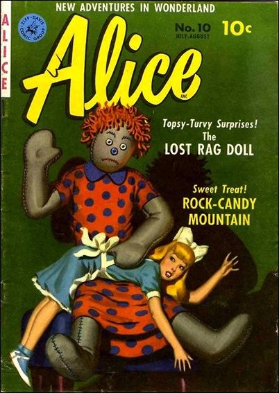 Dave Berg's  Alice 1951