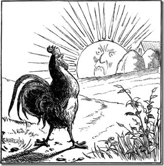 gallos cantor