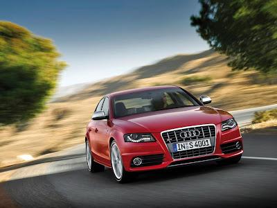 Audi S4 2009