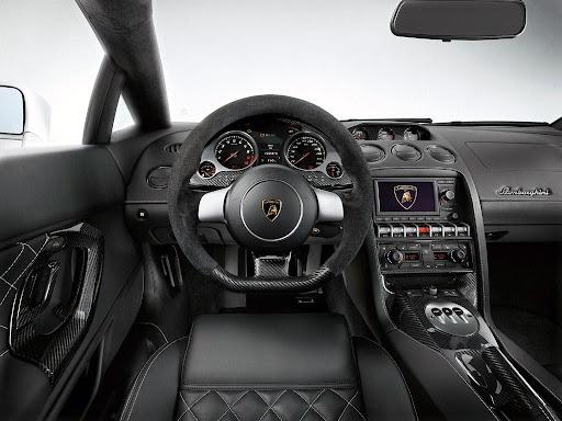 Interior Lamborghini Gallardo LP560-4