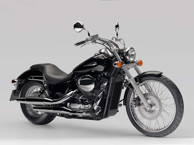 Honda VT750DC Shadow Spirit 2009