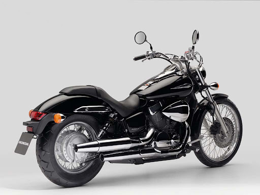 honda motorcycle shadow