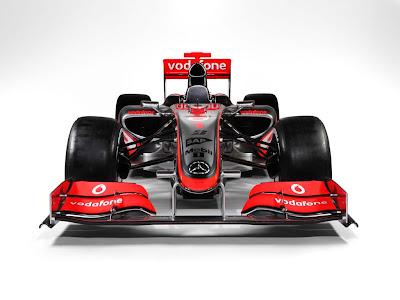 McLaren MP2-24 2009