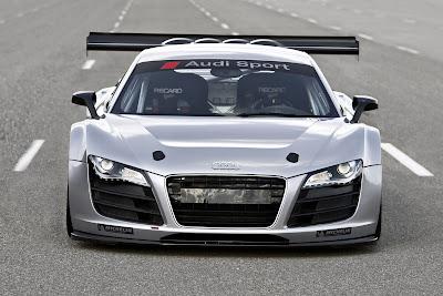 Audi R8 GT3 2010 2